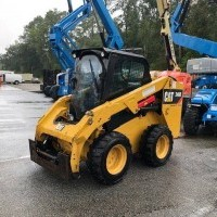 2014 Cat 246D Earth Moving and Construction