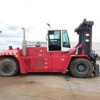 2012 Diesel CVS Ferrari F25 Container Handlers Loaded Empty