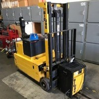 Electric Big Joe PDC30-106 Electric Walkie Counterbalanced Stacker