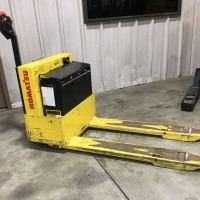 2000 Electric Komatsu MWL22 Electric Walkie Rider Pallet Jack