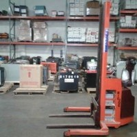 Electric Big Joe PDI20-T12 Electric Walkie Straddle Stacker